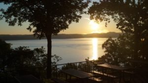 Lake Cumberland Sunset - Lake Cumberland State Resort Park