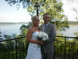 Lake Cumberland is the backdrop for some of the most incredible and magical weddings.