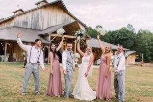 The Barn at Goose Creek is the perfect place for your special wedding day.