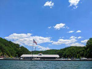 Lake Cumberland Marinas - Marina at Rowena