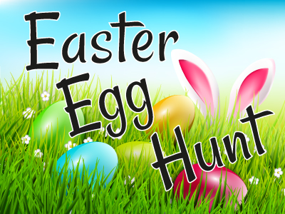Lake Cumberland State Resort Park Easter Egg Hunt is an annual event in Jamestown, Kentucky