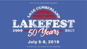 Lakefest Celebration in Jamestown, Kentucky