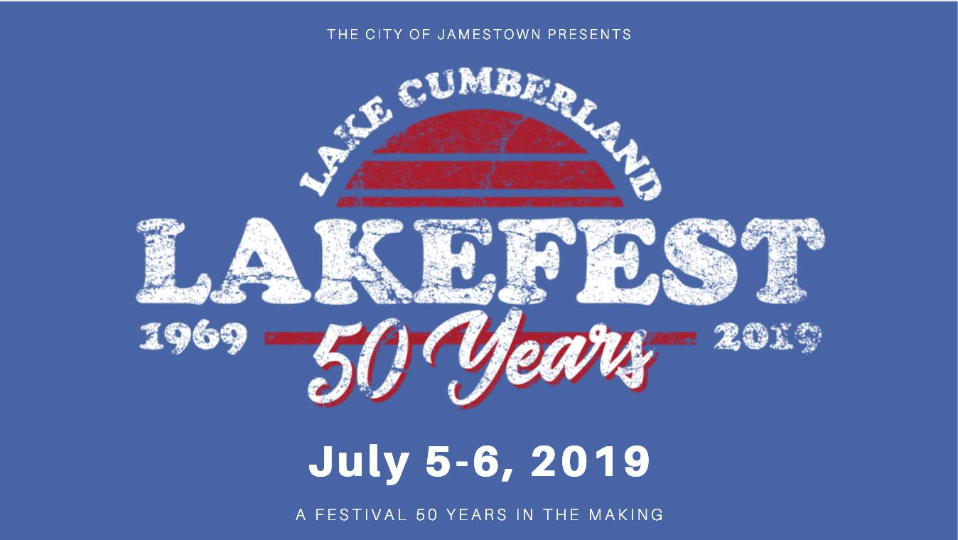 Lakefest Celebration in Jamestown, Kentucky