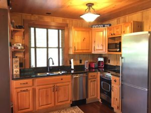 Cabin on the Lake is a beautiful vacation cabin rental on Lake Cumberland, Kentucky