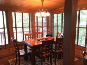 Cabin on the Lake is a lakeside retreat on Lake Cumberland and a beautiful vacation cabin rental