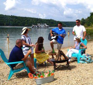 Lake Cumberland Marina lakeside cabin rentals are close to the lake & boat rentals.
