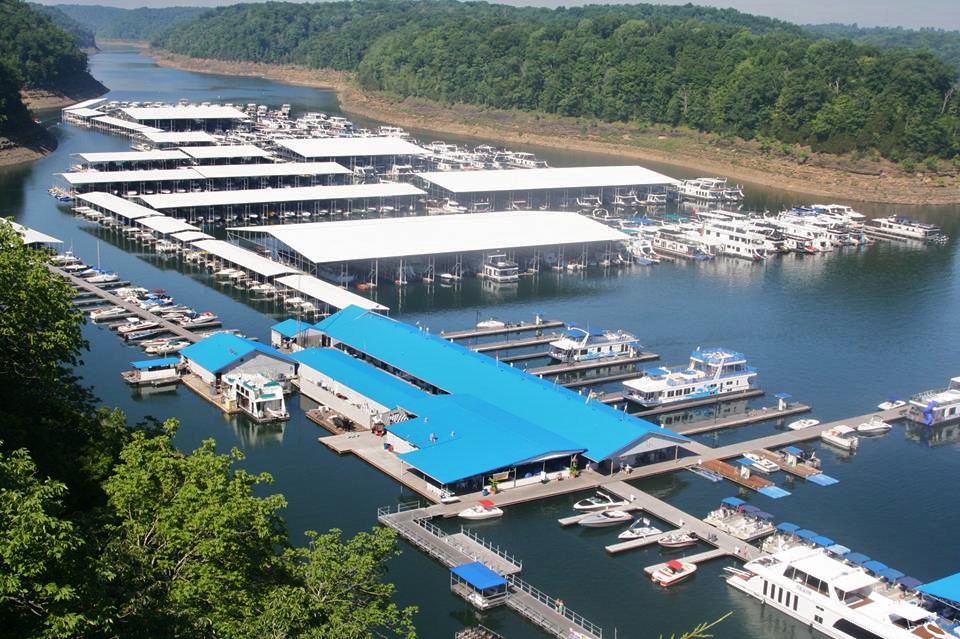 Lake Cumberland In Water Boat Show Official Visitor