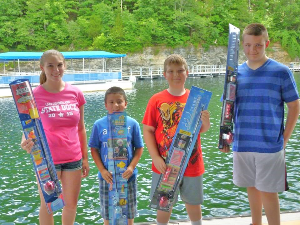 Lake Cumberland Kids Day is an annual fun activity for the entire family