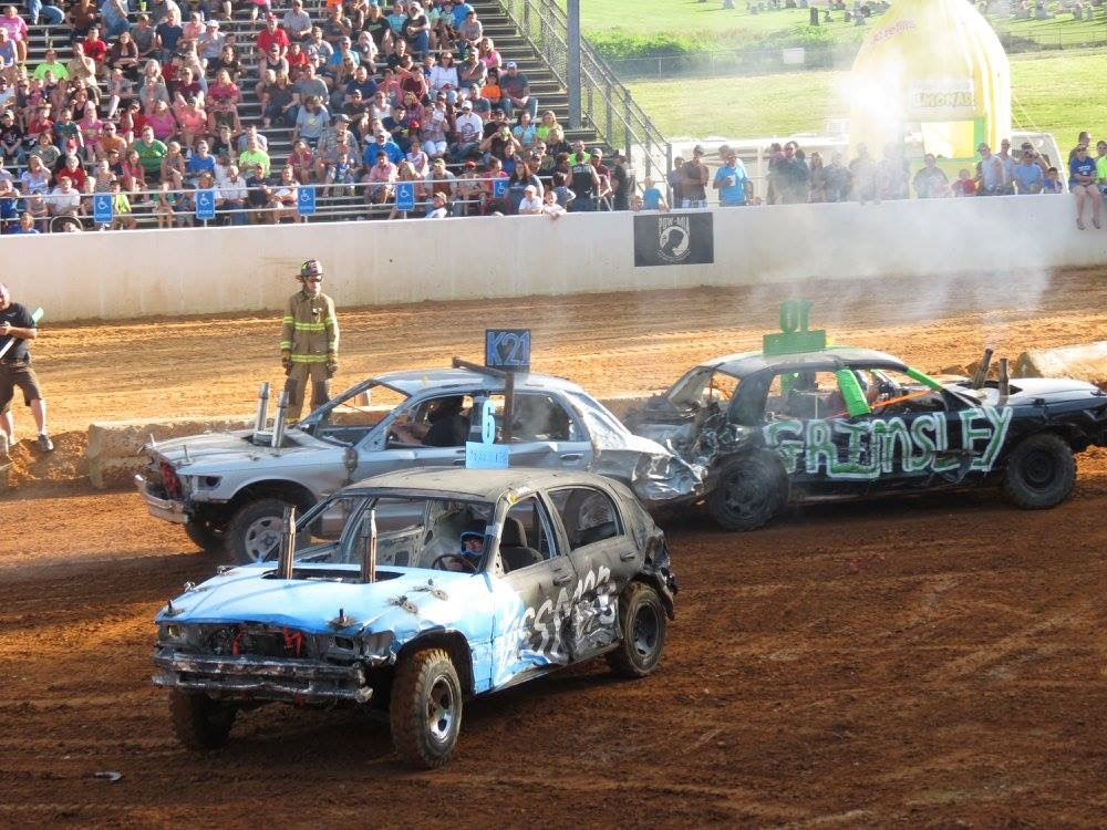 Lake Cumberland Demolition Derby at the Russell County Fairgrounds
