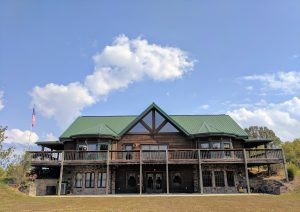 Triple Crown Outfitters in Jamestown Kentucky offers all inclusive vacation packages featuring Home cooked meals, Lodging and Kentucky Adventure packages.