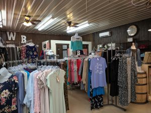 Lake Cumberland Shopping - Willoughby Boutique