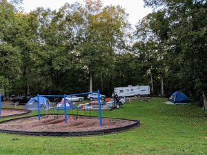 Lake Cumberland State Resort Park Camping & Campground