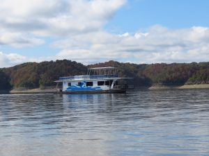 Boating in Kentucky - Best Lake for boating