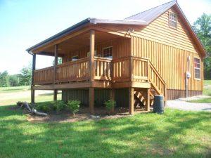 Lake Cumberland cabin rentals at Fort Wahoo