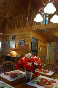 Cabin Rental on the Cumberland RIver in Jamestown Kentucky