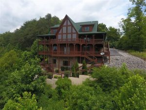 Lake Cumberland Cabins and Vacation Rentals - Look Out Lodge
