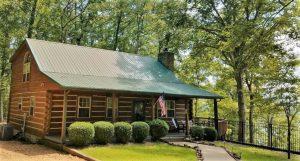 Toebbe Timbers Lake Cumberland Cabin Rental