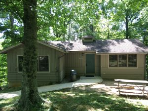Lake Cumberland pet friendly cabins