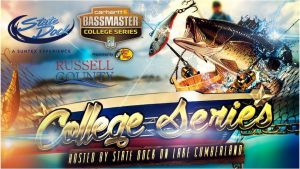 2020 Bassmaster College Series Fishing Tournament on Lake Cumberland