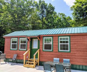Lake Cumberland cabin rentals - KOA Campground in Russell Springs Kentucky