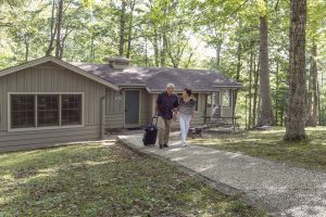 Lake Cumberland is Open and ready for you to have a great vacation - Lake Cumberland State Resort Park cabin rentals.