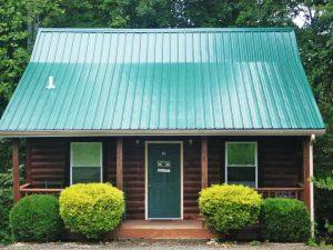 Lake Cumberland Kentucky romantic cabin rentals