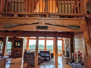 Cumberland Lake Lodging - Look Out Lodge