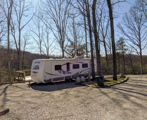 Lake Cumberland camping and RV Parks - Marina Rowena