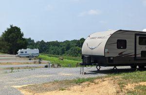 Lake Cumberland camping and campgrounds