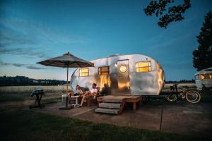 RV Camping on Lake Cumberland